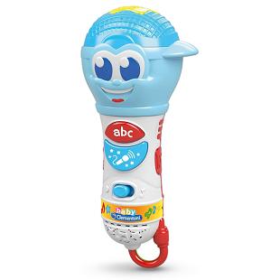 Baby microphone de Clementoni